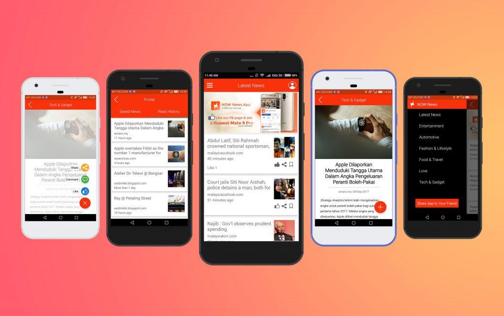 nownews app